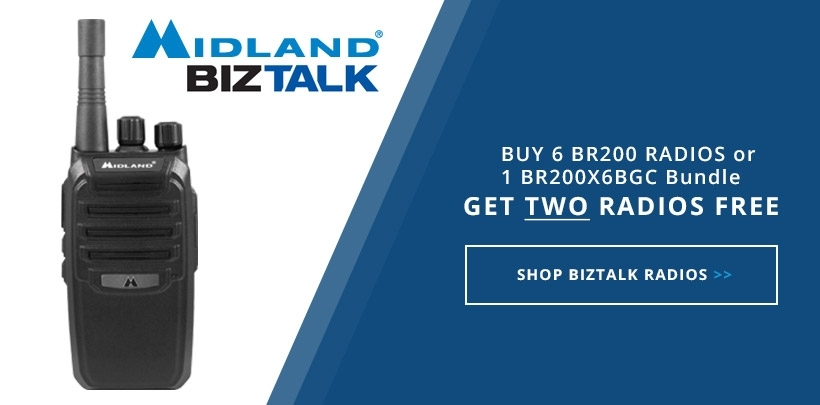 Midland BR200 - Buy Six, Get Two Free