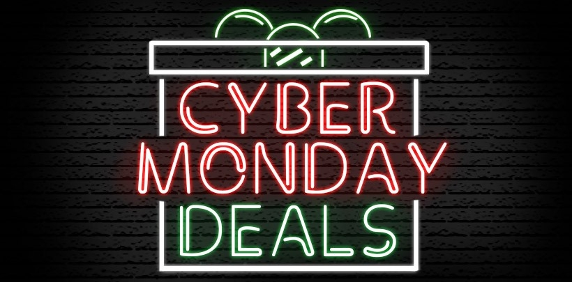 Cyber Monday 2019 deals are now live!