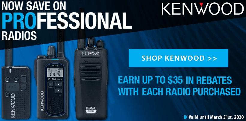 Kenwood $20-$35 Rebate