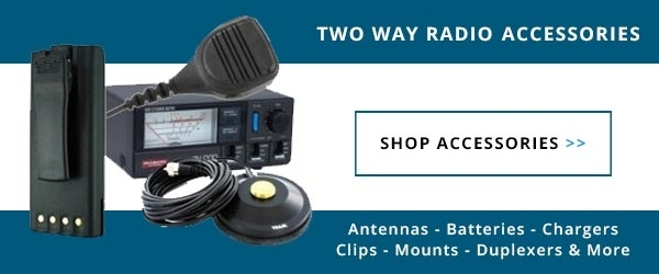 Shop Two Way Radio Accessories