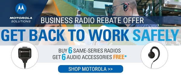 Motorola Get Back To Work Safely Rebate Offer