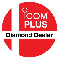 Icom Diamond Dealer