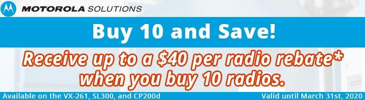 Motorola VX-261 $15 Rebate Offer