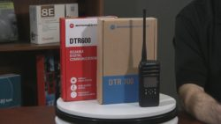 The difference between the Motorola DTR600 and DTR700 | video