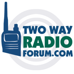 The Two Way Radio Forum gets a makeover