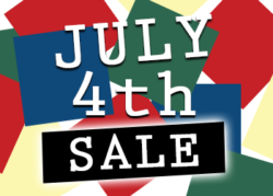 July 4th sale on amateur radios and accessories!
