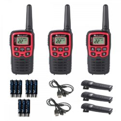 Midland X-Talker T31X3VP Two Way Radio - 3 Pack