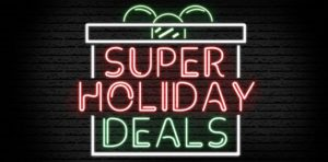 Holiday Deals on Two Way Radios for Everyone!