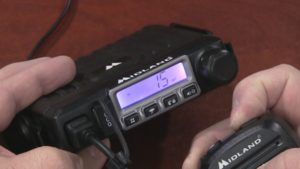 Radio 101 - How to Set Repeater Channels on the Midland MXT115​