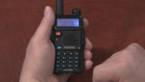 Radio 101 - How To Program the Baofeng UV-5R From the Keypad