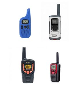 How walkie talkies can help when you're stuck at home