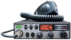 President TAYLOR FCC CB Radio