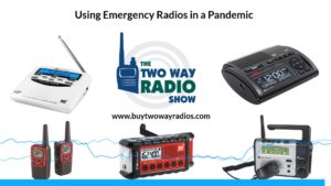 Using Emergency Radios in a Pandemic