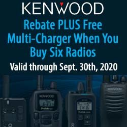 Kenwood rebate extended to September 30, 2020!