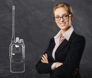 How Radios and Callboxes can Enable Social Distancing in Schools