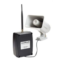 Ritron LM-600Analog LoudMouth Wireless Stand-Alone PA System (UHF/VHF/MURS/FRS/GMRS)