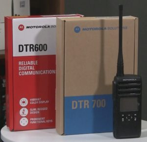Motorola DTR600 and DTR700 Digital Two Way Radios
