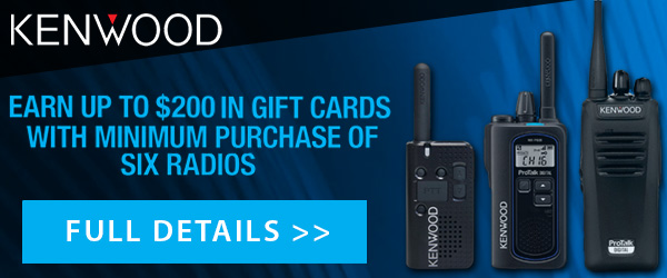 Kenwood $100-$200 Gift Card Rebate Promotion
