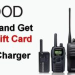 The Kenwood Free Gift Card and Multi Charger Promotion is on!