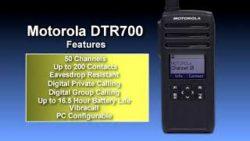 Motorola DTR700 video