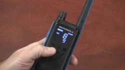 The Motorola Talkabout T800 radio video
