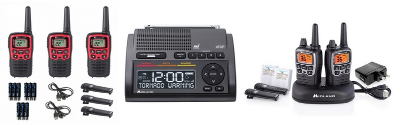 December Holiday Sale on Select Midland Radios