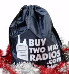 Get a free holiday bonus pack with select radios!