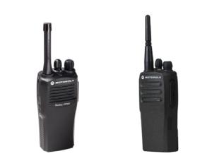 Motorola CP200 vs. CP200d