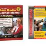 May Special on ham radio technician license study books!