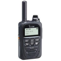 The Icom IP501H LTE Two Way Radio