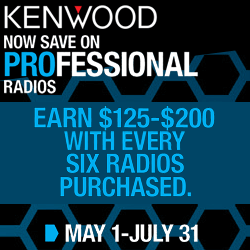 Final Days for Kenwood Rebates - $125-$200 Cash Back!