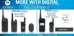 Motorola More With Digital Offer!