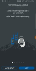 Motorola Talkabout App